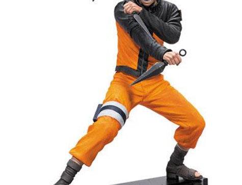 Naruto Shippuden figurine Color Tops Naruto Uzumaki 18 cm