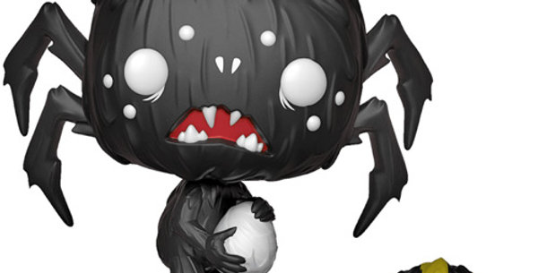 Don't Starve POP! #404 Games Vinyl figurine Webber & Spider 9 cm