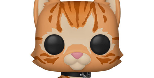 Funko POP! Marvel Captain Marvel #426 Goose the Cat