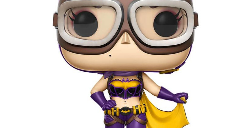 Funko POP DC Comics Bombshells #168 Batgirl