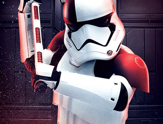 Star War The Last Jedi (Executioner Trooper) REF:653