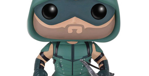 Figurine Funko POP! Arrow #348 The Green Arrow
