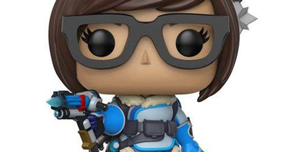 POP figure 180 Overwatch Mei