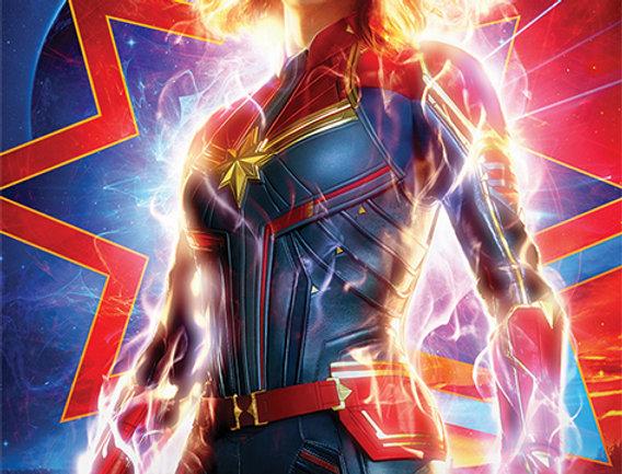759 Captain Marvel (Higher, Further, Faster)