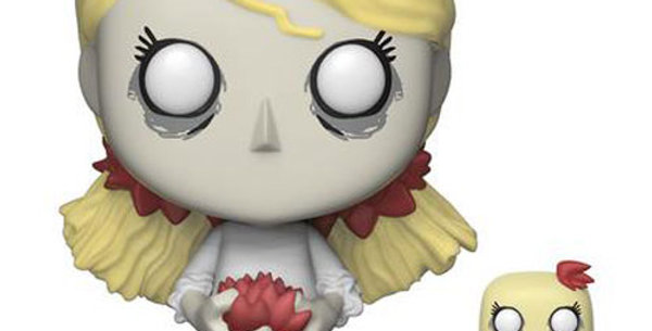 Funko Pop! Don't Starve #402 Wendy and Abigail