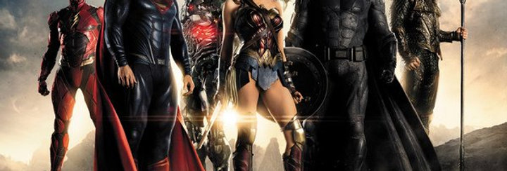 Justice League REF:694
