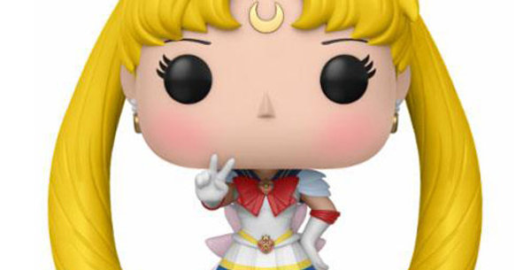 Sailor Moon POP! Animation Vinyl figurine Sailor Moon Crisis Outfit 9 cm