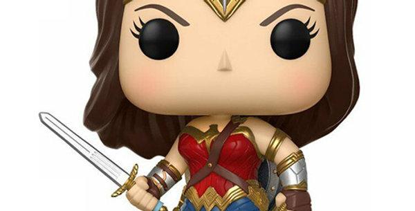 Funko POP! Justice League #206 Wonder Woman