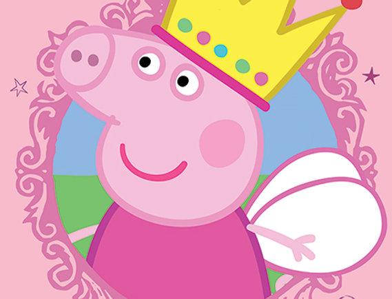 528 Peppa Pig (Princess Peppa)