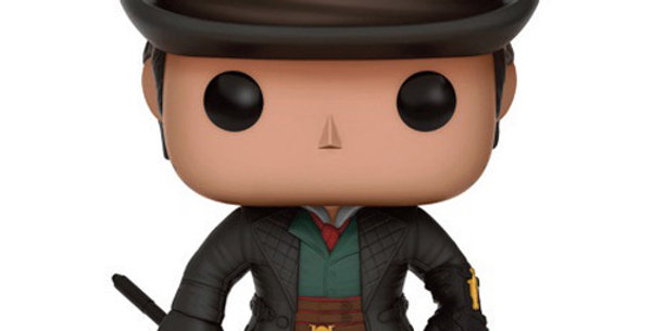 Funko Pop 80 Assassin's Creed Syndicate Jacob Frye Uncloaked