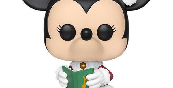 Funko POP Figurine Holiday Minnie 613