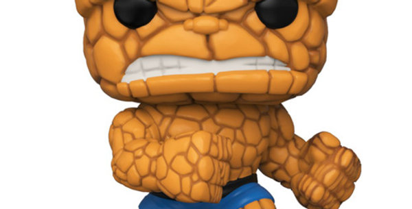 Funko POP! Marvel Fantastic Four #560 The Thing