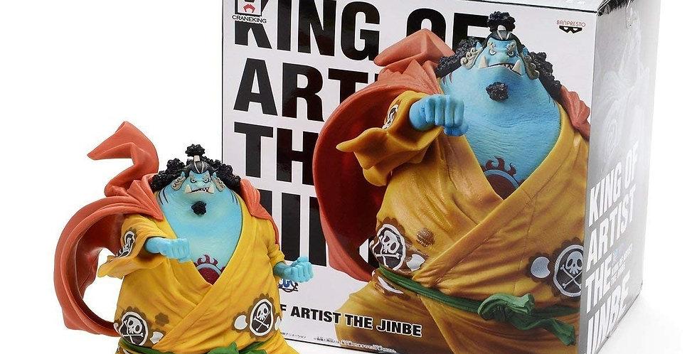 One Piece Jimbei / Jinbe King of Artist 13cm