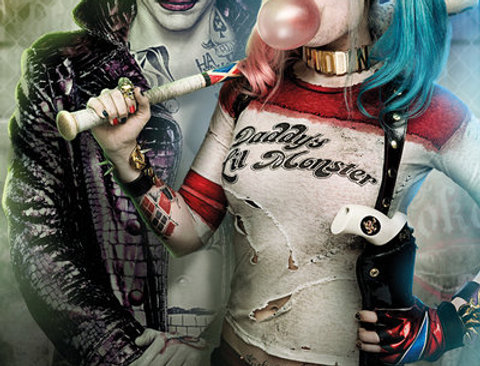 SUICIDE SQUAD Joker and Harley Quinn REF:616