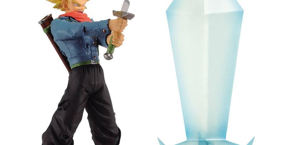 Dragonball Super assortiment figurine Super Saiyan 2 Trunks et Blade of Hope 24