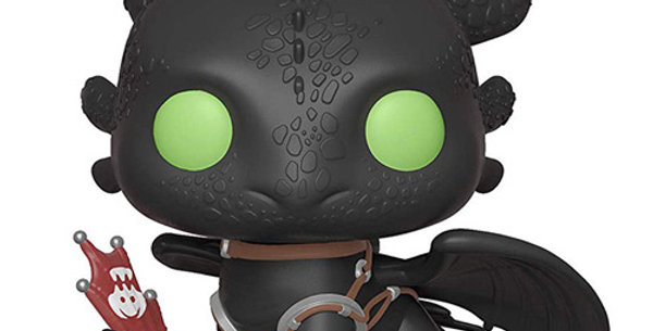 Pop How To Train Your Dragon The Hidden World 686 Toothless