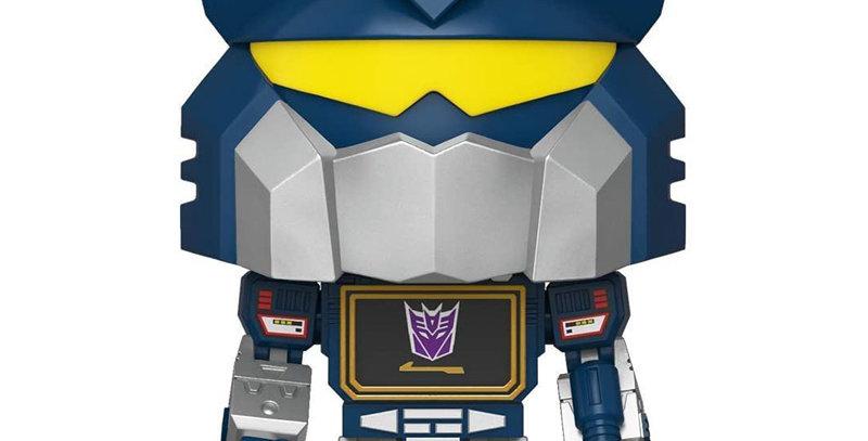 Funko POP Retro toys Transformers 26 Soundwave