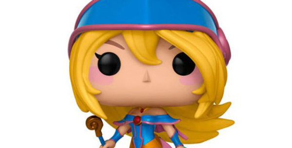 Yu-Gi-Oh! Figurine POP! 390 Animation Vinyl Dark Magician Girl 9 cm