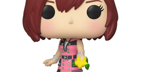 Funko POP! Kingdom Hearts 3 #621 Kairi with Hood serie 2