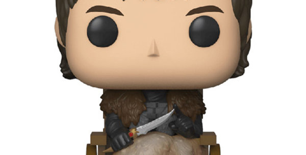 Funko POP! Game of Thrones 67 Bran fauteuil roulant