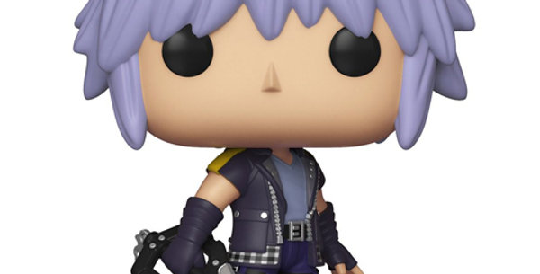 Kingdom Hearts 3 Figurine POP! Disney Vinyl Riku (488)