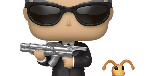 Figurine Pop movie 716 Men in Black Agent K & Neeble