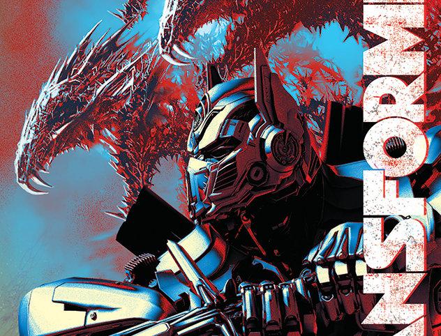 Transformers The Last Knight (Dragons) REF:656