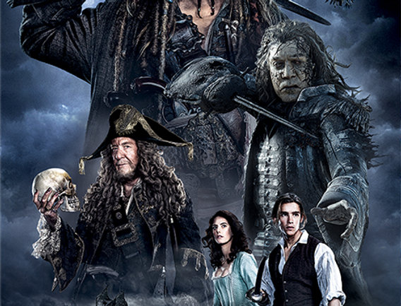 Pirates of the Caribbean (Darkness) REF:659
