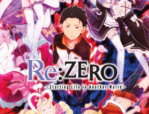 RE:ZERO Key Art REF:518