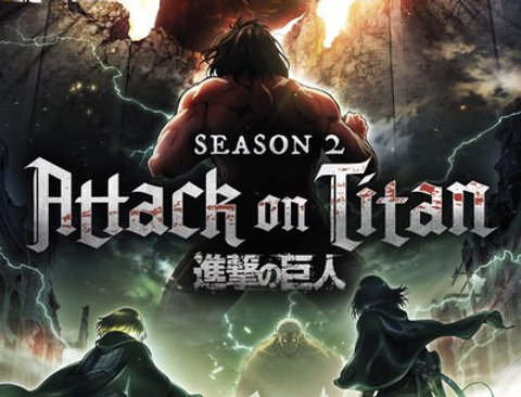 ATTACK ON TITAN SEASON 2 REF:502