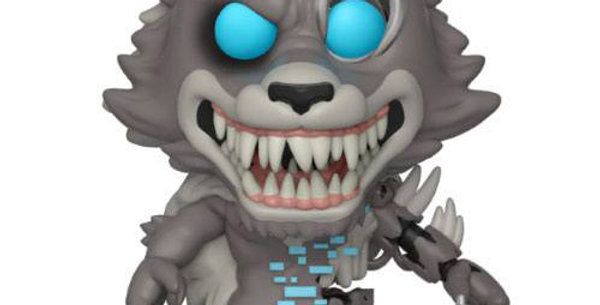 Funko POP! Five Nights at Freddy's #16 Twisted Wolf 9 cm