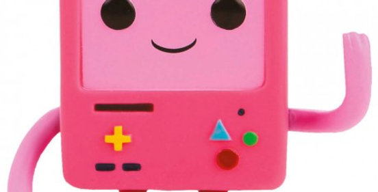Funko POP! Adventure Time 321 Blushing BMO Exclusive