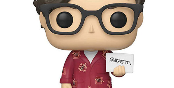 Pop! The Big Bang Theory #778 Leonard Hofstadter in robe