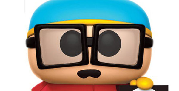 South Park POP! TV Vinyl figurine 02 Cartman 9 cm