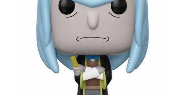 Rick et Morty Figurine POP! 439 Animation Vinyl Rick 9 cm