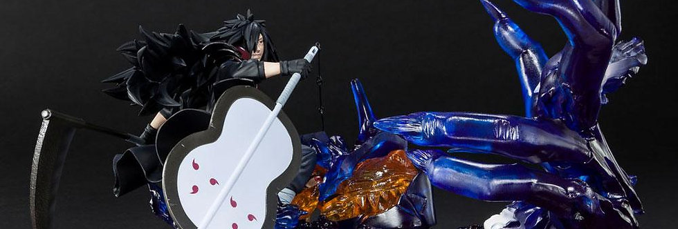 Naruto Shippuden statuette PVC FiguartsZERO Uchiha Madara Isou Susanoo Kizuna Re