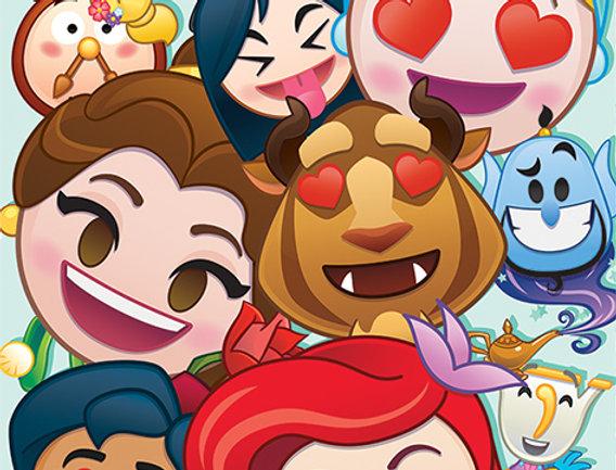 732 Disney Emoji (Princess)