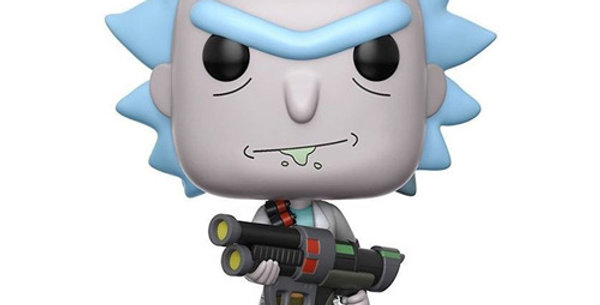 Funko Pop! Rick and Morty #172 Weaponized Rick