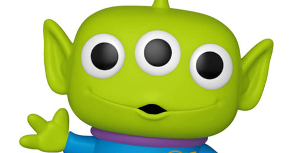 Figurine Funko POP Disney Toy Story 4 Alien 525