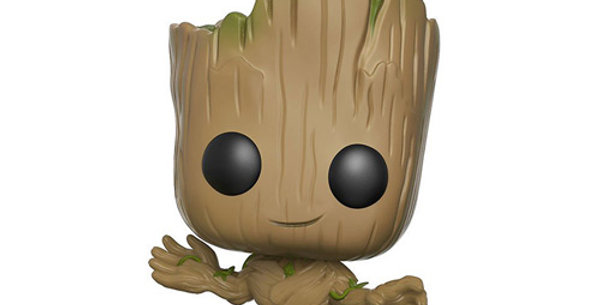 Funko POP figure 202 Guardians Of The Galaxy Vol. 2 Groot