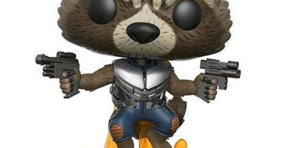 Funko Pop! Marvel Les Gardiens de la Galaxie Vol. 2 #201 Rocket Raccoon