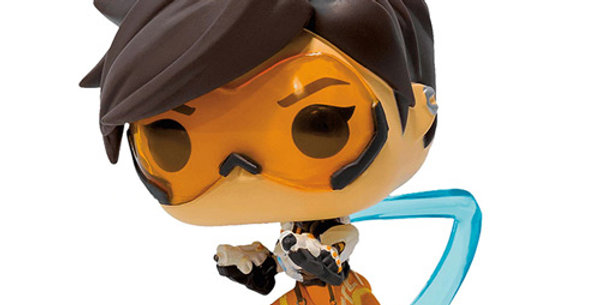 Funko POP! Overwatch #550 Tracer