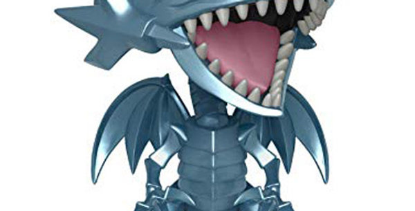 Yu-Gi-Oh! Figurine POP! 389 Animation Vinyl Blue Eyes White Dragon 9 cm