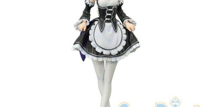 Re:Zero kara Hajimeru Isekai Seikatsu - Figurine Ram - Curtsey Version