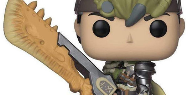 Funko POP! Monster Hunter #296 Hunter