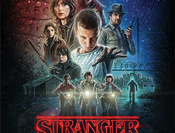 592 Stranger Things (One Sheet)
