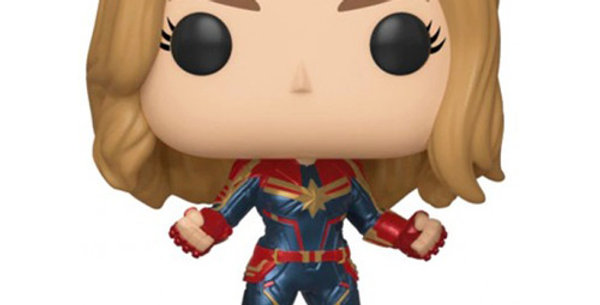 Funko POP! Marvel Captain Marvel #425