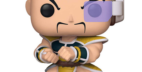 Figurine Funko POP Animation Dragon Ball Z Nappa 613