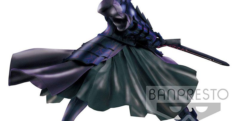 Fate stay night - Heaven's Feel - Saber Alter Figure