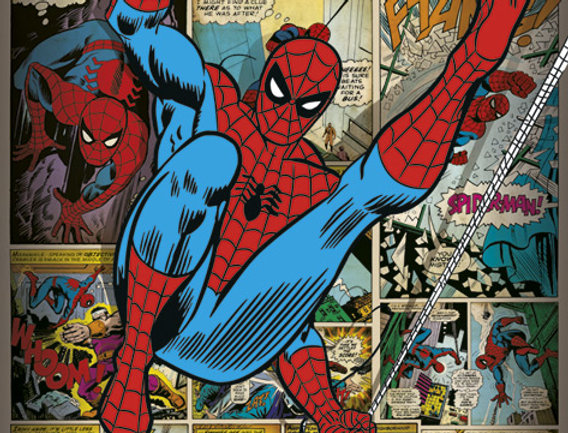 729 Marvel Comics (Spider-Man Retro)
